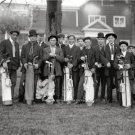 Rarely Seen 1908 Baltusrol Golf Club Pga Tour Caddies New Jersey Pro Shop Photos
