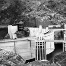 PHOTO HOOVER DAM CONSTRUCTION NEVADA LAKE MEAD COLORADO RIVER GREAT DEPRESSION
