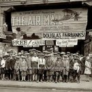 Vintage Douglas Fairbanks Matinee Old Movie Theater Our Gang Rascals 1925 Photo