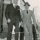 Lucky Luciano Gangster Italian Mobster Organized Mafia Crime Syndicate Photo1936
