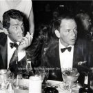 Frank Sinatra Dean Martin Old Las Vegas Casino Entertainers Rat Pack Actor Photo