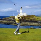 Greg Norman 1986 Turnberry Fantastic Photo   11 x 14