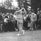 BEN HOGAN PGA GOLF PRO GOLFER AUGUSTA MASTERS CHAMPION 1951 PHOTO U.S. OPEN