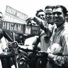 Ben Hogan 10 Under Par Round Chicago 1942 Rare Photo