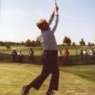 Moe Norman 1984 Rare Follow Through  golf photo amazing