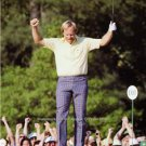 JACK NICKLAUS 1986 MASTERS VICTORY PHOTO GOLDEN BEAR PGA TOUR GOLF PROFESSIONAL