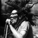 BOB MARLEY JAMAICAN SINGER SONGWRITER MUSICIAN ROCK AND ROLL HALL OF FAME PHOTO