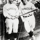 BABE RUTH LOU GEHRIG PHOTO MAJOR LEAGUE BASEBALL LEGENDS NEW YORK YANKEES GREAT