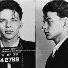 Frank Sinatra Police Mugshot photo cool piece of trivia