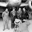 AMELIA EARHART PHOTO 1937 AMERICAN AVIATION PIONEER DISTINGUISHED FLYING CROSS
