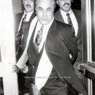 John Gotti Arrested Rare Mobster Photo Mafia  Gambino