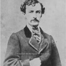 John Wilkes Booth Photo President Abraham Lincoln Assassin 1865 Fords Theatre