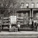 Antique Transportation Traffic Truck Whistle Soda Vintage Beverage Company Photo