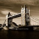 PHOTO LONDON BRIDGE WATER BEAUTIFUL BRITISH HOME PICTURES RIVER THAMES ENGLAND