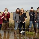 A&E Channel Reality Tv Show Duck Dynasty Stars Willie Robertson Phil Miss Kay Si