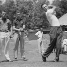 ARNOLD PALMER AMERICAN PGA GOLF PROFESSIONAL WAKE FOREST COLLEGE PHOTO