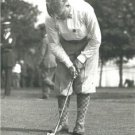 RARE YOUNG BOBBY JONES PUTTING PHOTO U.S. OPEN AMATEUR CHAMPION AUGUSTA MASTERS