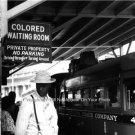 Vintage Black Americana African American Colored Pre Civil Rights Movement Photo