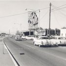 Old Las Vegas Strip 1954 Mob Run Roulette Wheels Gambling Casinos Slots Photo