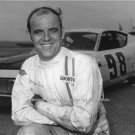 BENNY PARSONS NASCAR WINSTON CUP CHAMPION MOTOR SPORTS HALL OF FAME LARGE PHOTO