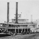 PADDLE WHEEL STEAMSHIPS RIVER BOAT BEN CAMPBELL LOUISIANA MISSISSIPPI PHOTO