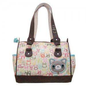 Sugar Coated Cat Handbag by Disaster Designs U.K