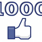 1000 Likes to Any Facebook Photo of your choice!