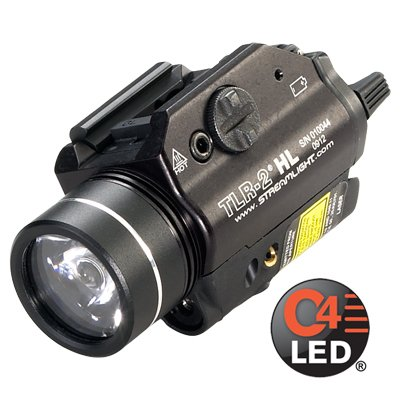 Streamlight TLR-2 HL with red laser 69261