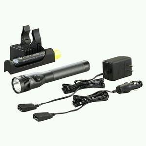Streamlight STINGER DS LED HL FLASHLIGHT PIGGYBACK 75458
