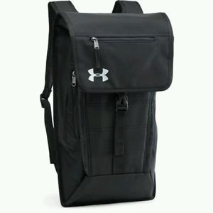UNDER ARMOUR  UA Spartan Bey Pack, Backpack Laptop Case, 1272230, Black