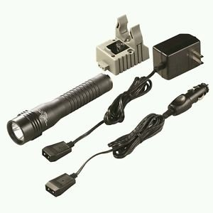 Streamlight Strion LED HL with AC/DC cords and 1 holder - 74751 - black
