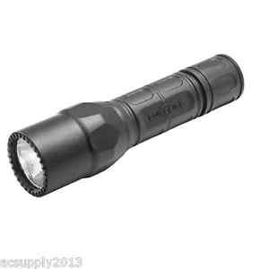 Surefire G2X Tactical Flashlight Single Output LED 320 Lumen Black G2x-C-BK