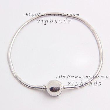 S925 Silver Bracelet E - Collection Clasp Bracelet Unique charm Bracelet