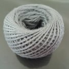 50 Yards 2mm Grey Hang Tag String Hemp Twine Cord Hemp Rope Gift Wrapping