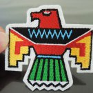 Indian Bird Patches Iron On Patch Applique Embroidered Patch Sew On Patch