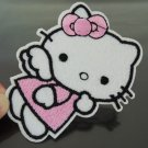 Hello Kitty Patches Iron On Patch Applique Embroidered Patch Sew On Patch