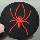Spider Patches Iron On Patch Applique Embroidered Patch Sew On Patch