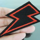 Flash Patches Iron On Patch Applique Embroidered Patch Sew On Patch