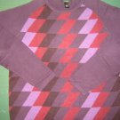 CEZANI * Mens sz  X LARGE casual cotton SWEATER Shirt