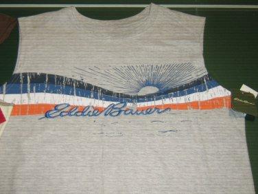 NWTS Eddie Bauer boys 18 20 XX-Large XXL sleeveless athletic shirt