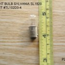 LIGHT BULB SYLVANIA SL1820