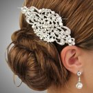 Bridal Wedding Austrian Hair Pin  #HP3097