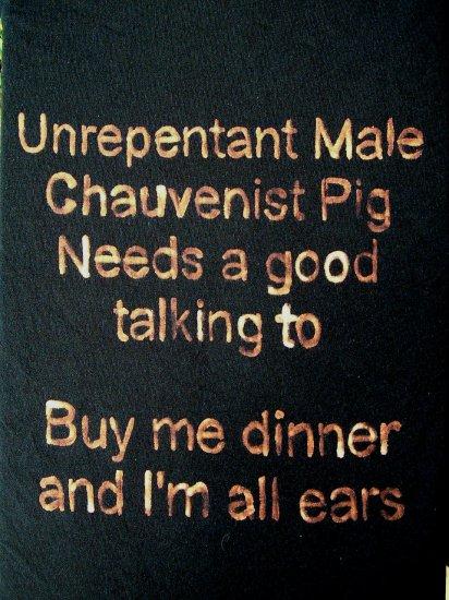 Chauvinist Pig