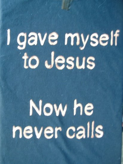 I Gave Myself To Jesus...