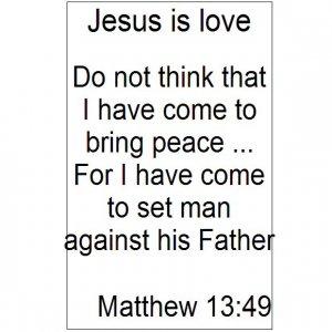 Jesus Is Love...