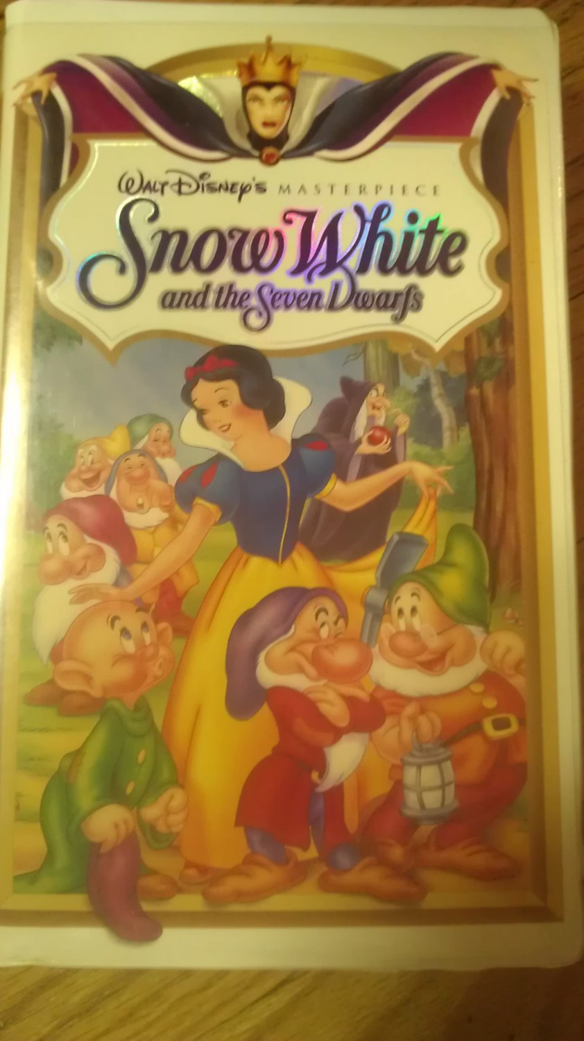 The Seven Most Popular Types Of Businesses: Snow White And The Seven Dwarfs VHS