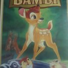 Bambi Vhs [ clamshell ] 55th anniversary limited edition.