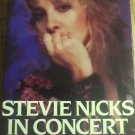 STEVIE NICKS IN CONCERT VHS (1982 )
