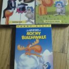 The adventures of Rocky and Bullwinkle VHS ( 3 movie set )