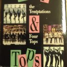 The Temps & Tops VHS ( Temptations & Four Tops )